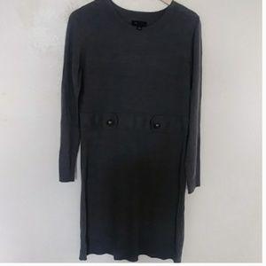 5 for $25 AB Studio gray dress